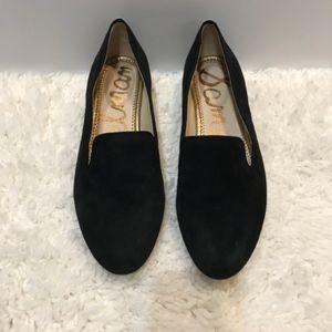 Sam Edelman Jordy Black Loafers Size 8